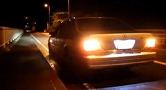 メルセデス・ベンツ S600 のV12を解放してみた動画