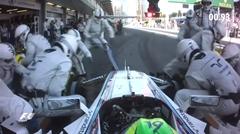 はえー!ウィリアムズF1チームの1秒92 早すぎピットストップ動画