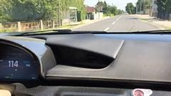 はえー!EVスーパーカー リマック コンセプト・ワン の0-100km/h 加速動画