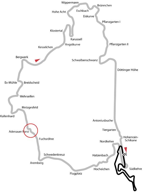 Adenauer Forst