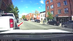 テスラ モデルS の自動駐車機能に任せたらぶつかった!(怒)