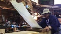 日本の職人技がスゴイ!っていう日産キャラバンの公式動画