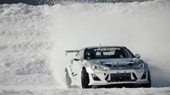 氷点下の世界で86が暴れまわるトーヨータイヤの雪上ドリフト動画
