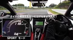 新型ホンダ NSXに辛口全開の黒澤元治 鈴鹿サーキット全開インプレッション