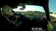 フェラーリ 488 GTB ニュル 7分21秒63 フルオンボード動画