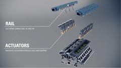 エンジン革命 ケーニグセグのカムレスエンジンイメージCG動画