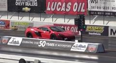 ゼロヨンを10秒2で駆け抜けちゃうマクラーレン 675LT