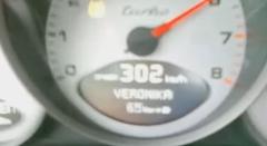 ポルシェ 911 ターボが300km/hで爆走 → インプにぶち抜かれる