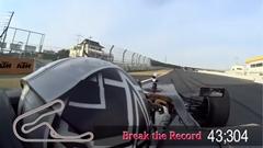 はえー!筑波43秒304 小林可夢偉×SF14(SUPER FORMULA) フルオンボード動画