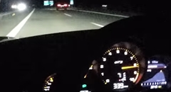 ポルシェ 991 GT3 がアウトバーンで339km/h出しちゃう動画