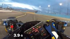 最大4G!インディカーのオーバルコース走行オンボード動画