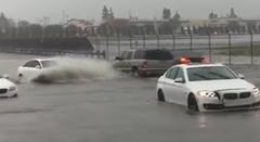 アウディ vs BMW 洪水に強いのはどっちだ?