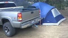 キャンプで寝坊してる奴がいたらこうやって起こせ!