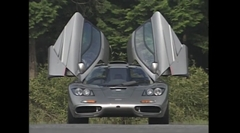 伝説の名車 マクラーレン F1 がよくわかる動画