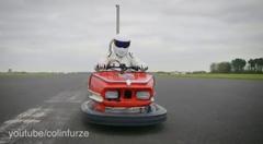 600ccのエンジンを積んだ世界一速いバンパーカー ギネス世界記録達成動画