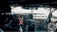 ルシッド・モータース エア オーバルコース350km/hテスト動画