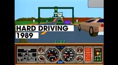 レーシングシミュレーションゲームの歴史がわかる動画
