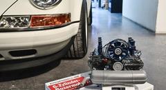 1/4スケールのポルシェ 911フラットシックスを組み立ててエンジンの構造を学んじゃおう