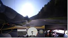はえー!ポルシェ 991 GT3 ニュル7分12秒7フルオンボード動画