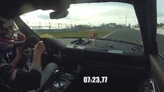 ポルシェ 991 カレラ GTS ニュル7分23秒77フルオンボード動画