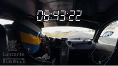 超はえー!!!マクラーレン P1 LM ニュル最速 6分43秒22 フルオンボード動画