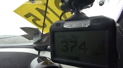 はえー!ケーニグセグ アゲーラ Rが374km/h出しちゃう動画