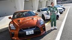 デフを入れろ!日産 GT-R、Z NISMO、マーチ NISMO、マーチボレロA30 ドリキンインプレ動画