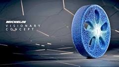 ミシュランの画期的だけどキモいコンセプトタイヤ