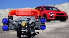 スバル EJ20 ボクサーエンジンのリアルスケールモデル