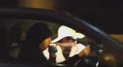 運転しながら風船ドラッグでラリってる奴がいた!