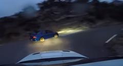 スバル インプレッサ vs インプレッサ 峠バトル動画