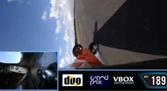 477km/hまで加速したジェットカーが横転しちゃう動画
