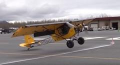 短すぎる離着陸!STOL超短距離離着陸世界記録動画