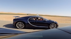 マクラーレン 720S vs 675LT、F12、918、シロン 加速対決動画
