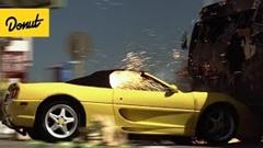 カーチェイスシーンがすごい90年代の映画ベスト10