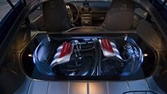 ポルシェ ケイマンのエンジンを丸見えにしてフェラーリみたいにしよう