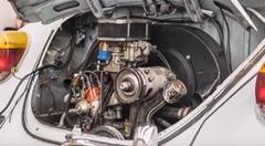 初代VW ビートルのエンジンオーバーホール風景をタイムラプスにしてみた