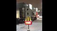 トラッカー「マック食べたいからドライブスルーへ行こう」