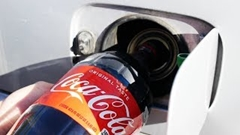 燃料タンクにコーラを混ぜたらどうなるかやってみた