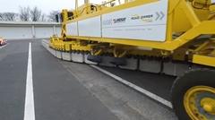 日本でも導入される一瞬で車線変更マシン ロードジッパー
