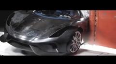 カーボンボディは固いぜ!ケーニグセグ レゲーラのクラッシュテスト動画