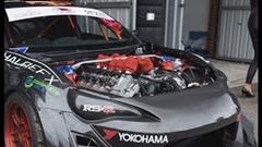 BMWのV10エンジンを積んじゃったトヨタ 86がナイスサウンド動画