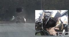 1500馬力ドラッグレーサーS2000の屋根が吹っ飛んじゃう動画