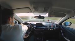 8万km走ったショックアブソーバーと新品を比較しちゃう動画