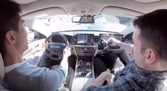 自動運転のデモをしますよ → カマクラッシュ
