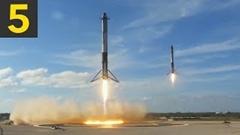 スペースX のロケットが着地する瞬間あれこれ