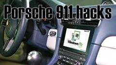 ポルシェ 911 で Windows Me を動かしちゃう動画