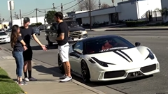 ヘイ!僕のフェラーリと君の彼女を交換しないかい?