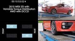 スバル vs その他 AWDトラクション性能比較動画