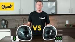 安いヘルメットと高いヘルメットを比較してみた